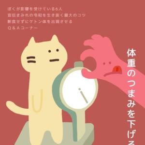 長生きの研究004号のイラスト