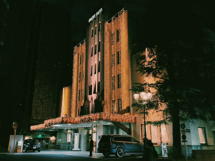 山の上ホテルの写真
