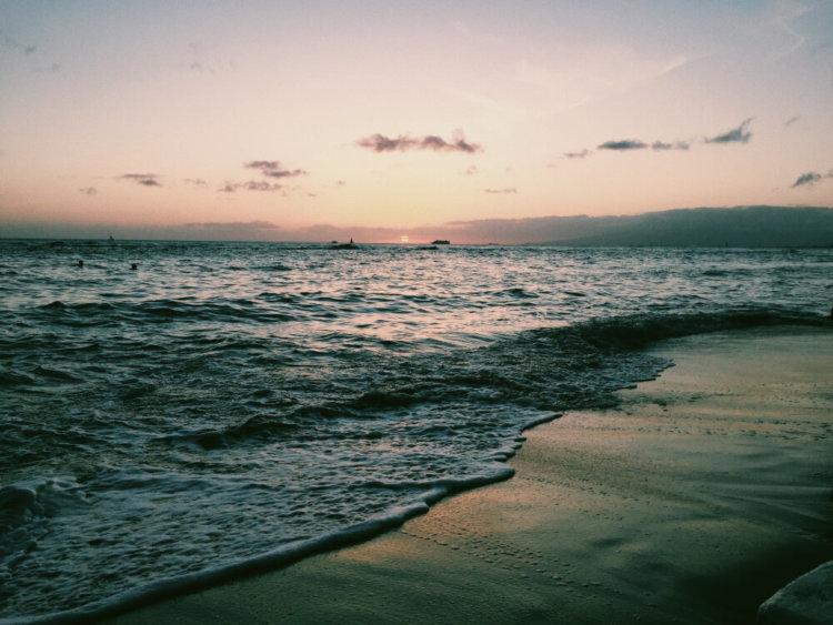海の写真1