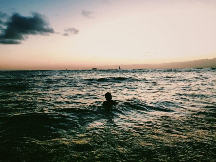 海の写真2