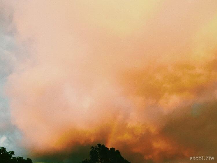 虹の写真1