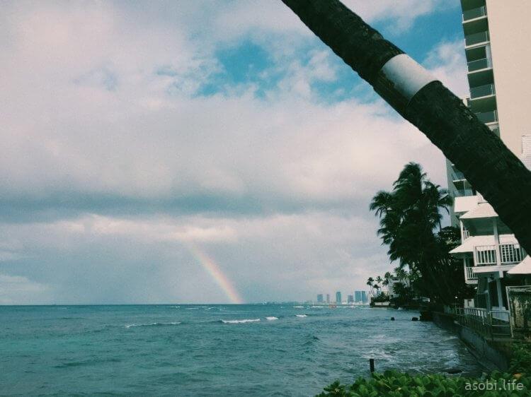 虹の写真2
