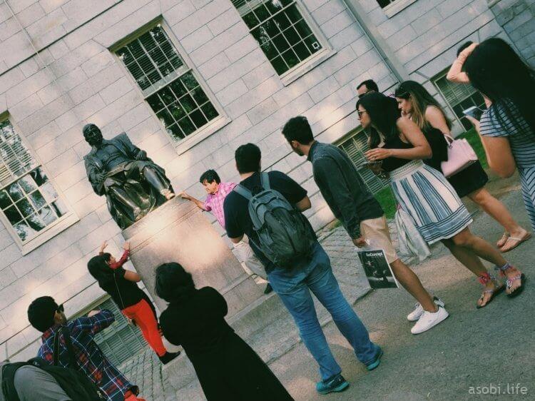 ハーバード大学の写真3