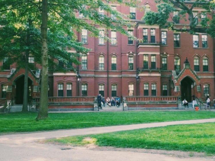 ハーバード大学の写真5
