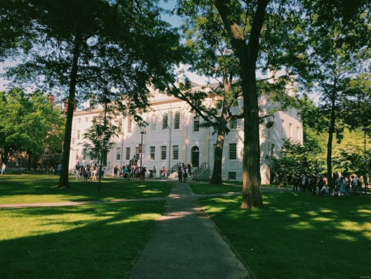 ハーバード大学の写真6