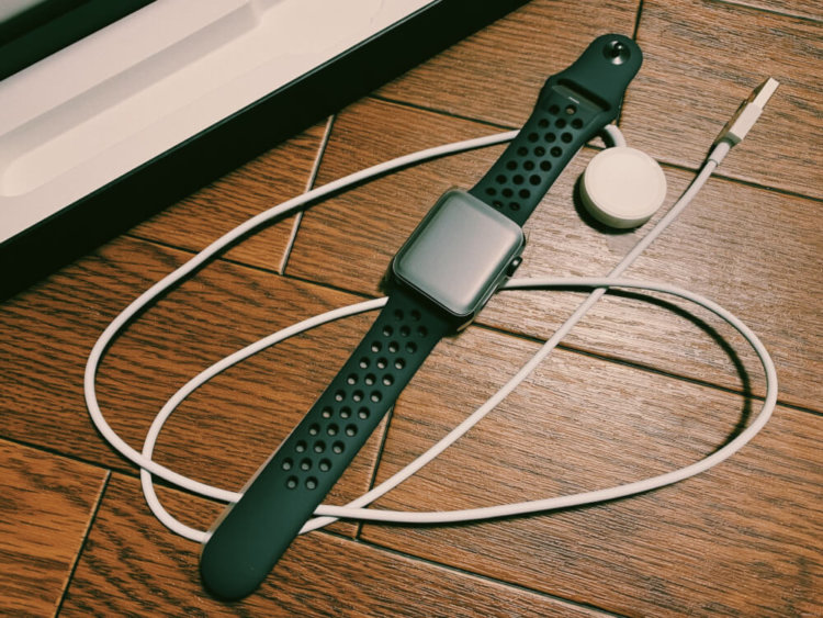 Apple Watchの写真1