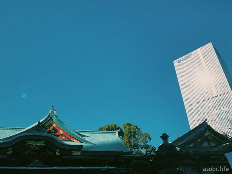 日枝神社の写真2