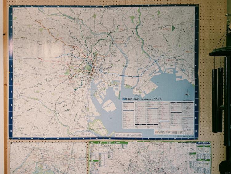 新しい路線図の写真1