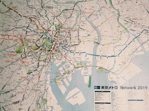 新しい路線図の写真2