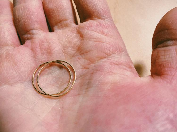 指輪の写真3
