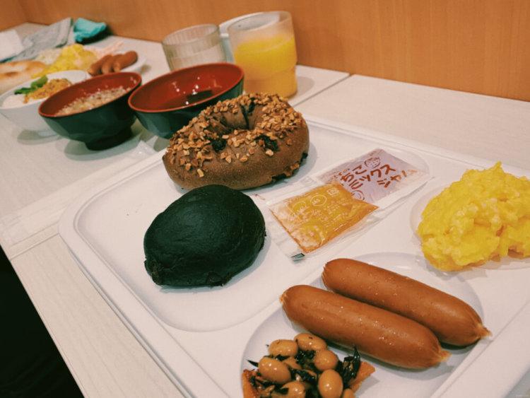朝食の写真1