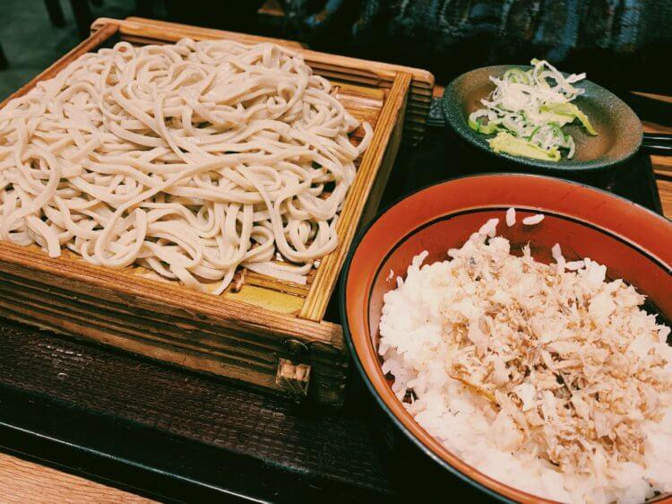 「嵯峨谷」神保町店の写真5