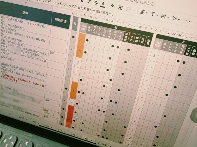 カレンダーの写真7