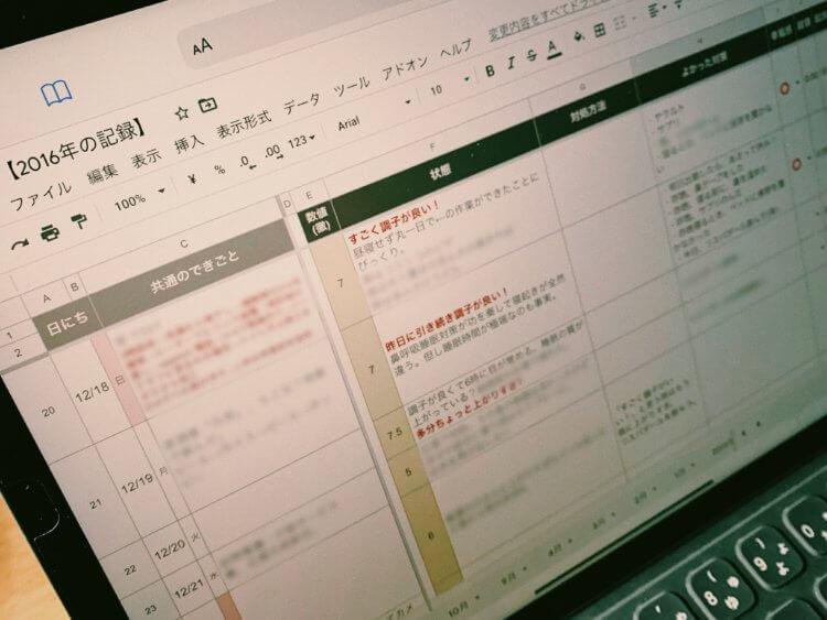カレンダーの写真8
