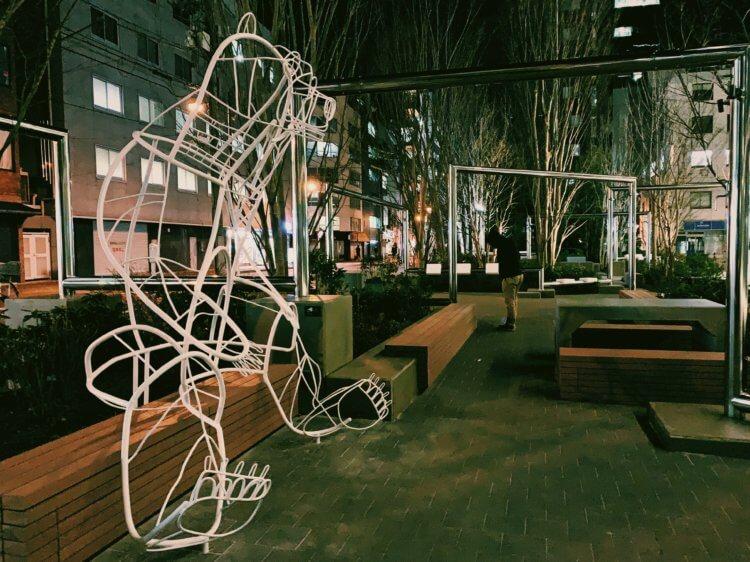 2020年3月の神田スクエアの写真2