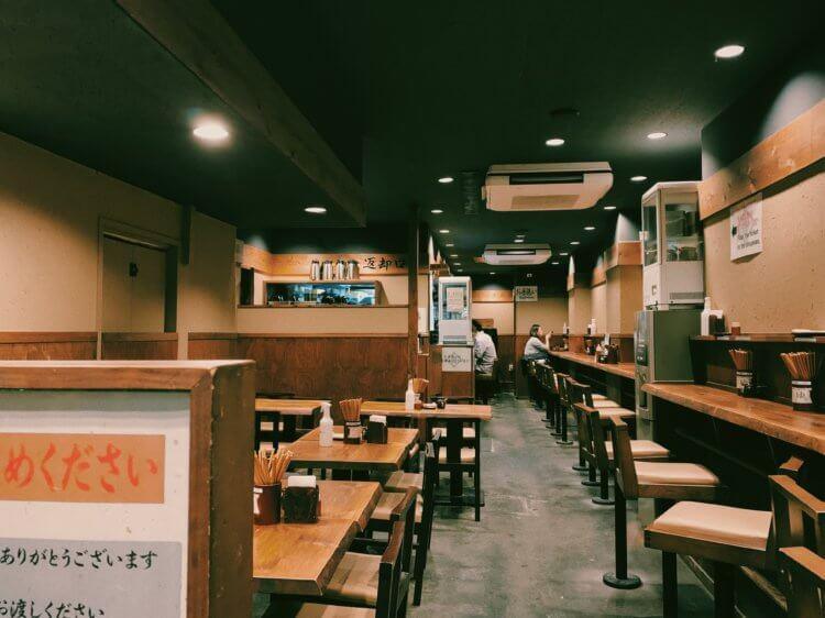 「嵯峨谷」神保町店の写真4