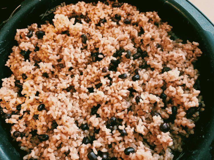 発酵玄米の写真6
