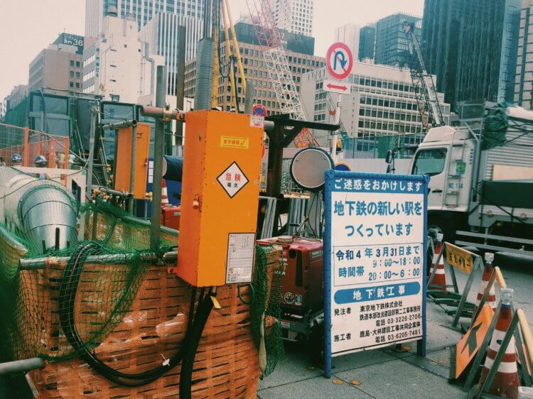 虎ノ門ヒルズ駅の写真11