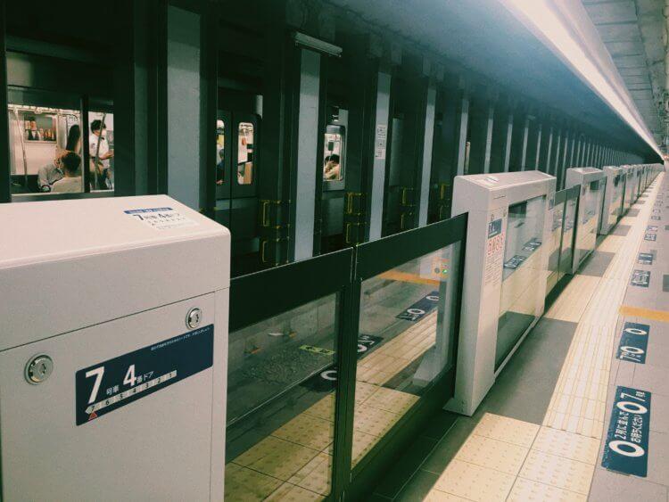 虎ノ門ヒルズ駅の写真21