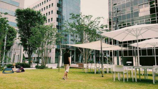 ローソンとタリーズコーヒーが本日オープン!「KANDA SQUARE(神田スクエア)」の様子 (2020年6月9日現在)