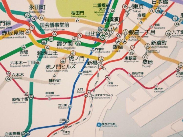 虎ノ門ヒルズ駅の写真2