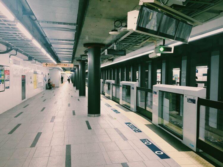 虎ノ門ヒルズ駅の写真24