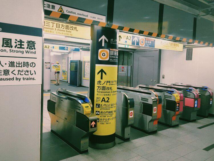 虎ノ門ヒルズ駅の写真8