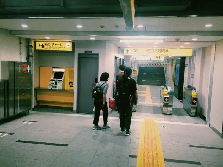 虎ノ門ヒルズ駅の写真22