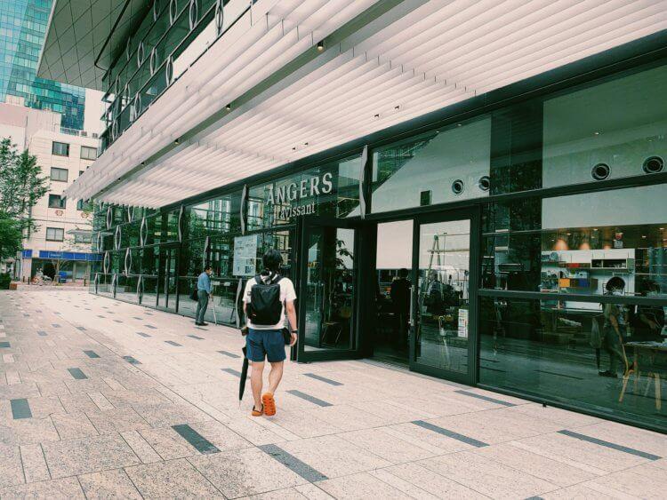 7月10日の神田スクエアの写真1